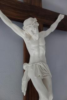 American Walnut Crucifix - Corpus