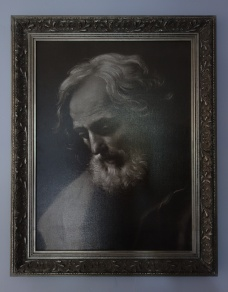 St. Joseph Canvas Framed